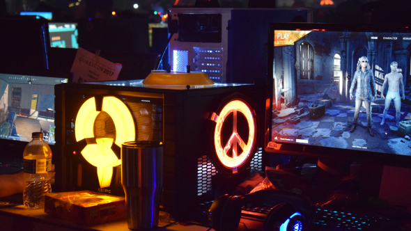 QuakeCon Bring Your Own PC