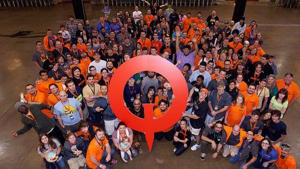QuakeCon: an institution.