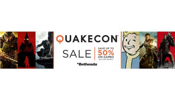 Quakecon Sale