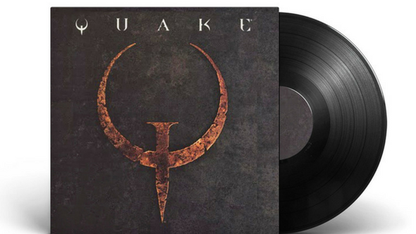 Trent Reznor's Quake soundtrack is coming to vinyl