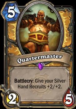 quatermaster