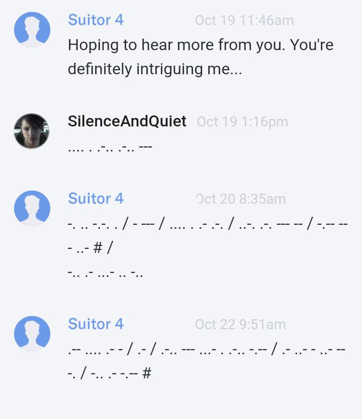 Quiet 3