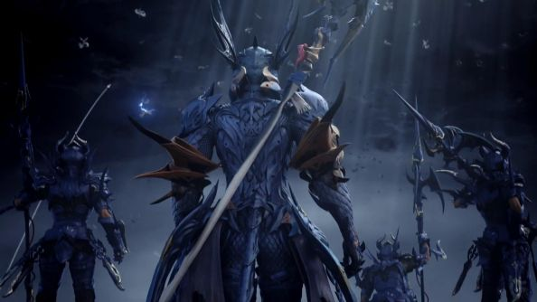 Here's the opening movie to Final Fantasy XIV: Heavensward