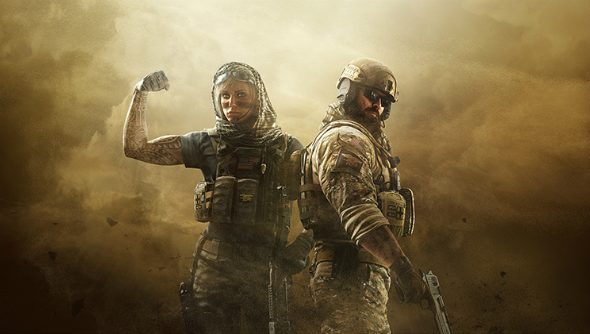 rainbow six siege operators blackbeard valkyrie