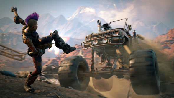 rage 2 release date vehicles