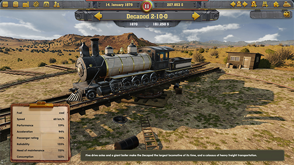 Railway empire release date