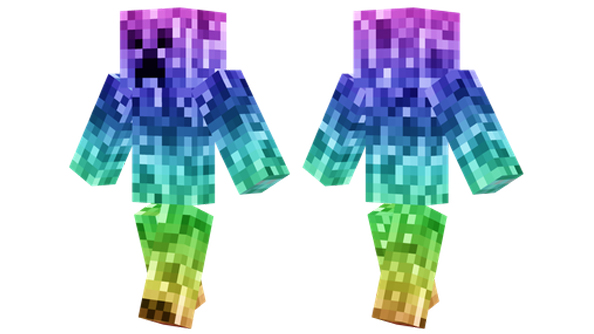The Best Minecraft Skins PCGamesN - Baixar skins para minecraft de pc