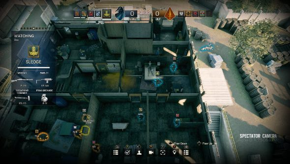 Can't hear anyone in voice chat anymore? : Rainbow6