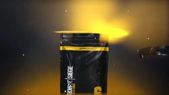 Rainbow six siege alpha pack legendary