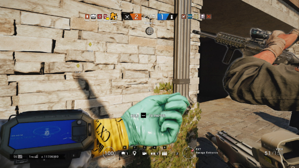 rainbow six siege chimera gameplay lion