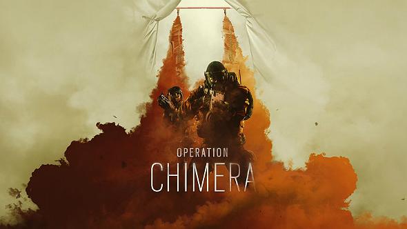 rainbow six siege chimera operators gadgets weapons