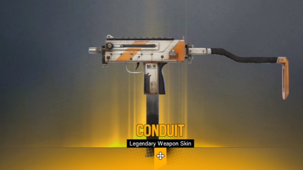 Rainbow six siege alpha pack conduit