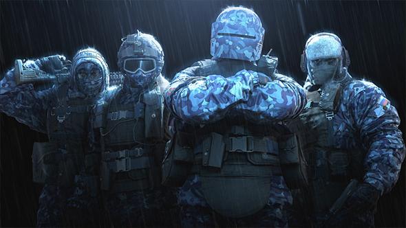rainbow six siege faze clan team fontt six invitational