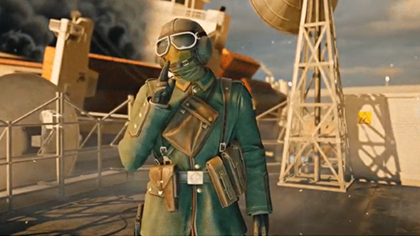 Rainbow Six Siege Jager Wallpaper: Rainbow Six Siege Is About To Give Jager A New Elite Skin
