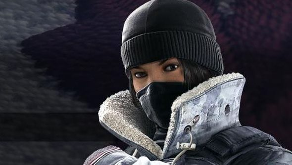 Rainbow Six Siege black ice operators