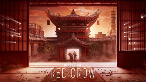 Rainbow Six: Siege Operation Red Crow