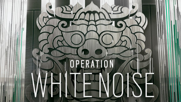 rainbow six siege operation white noise