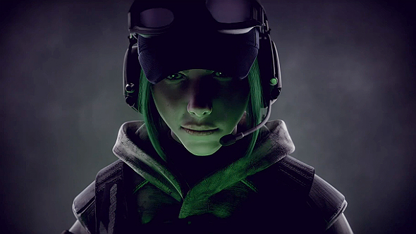 Rainbow six siege operators ela