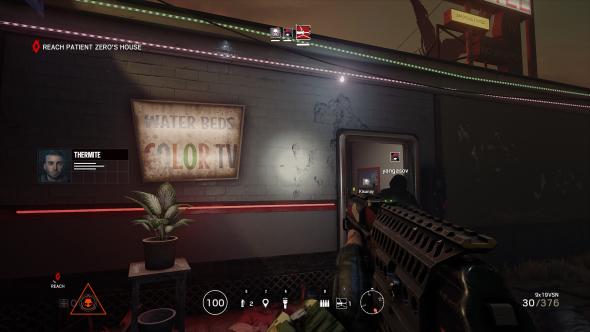 Rainbow Six Siege Outbreak motel