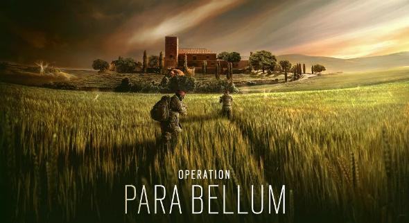 rainbow six siege para bellum map
