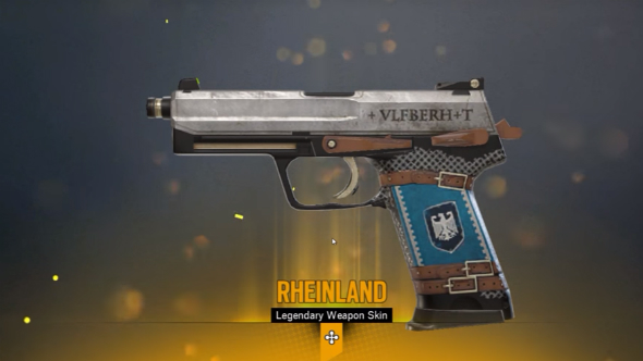 Rainbow six siege alpha pack rheinland