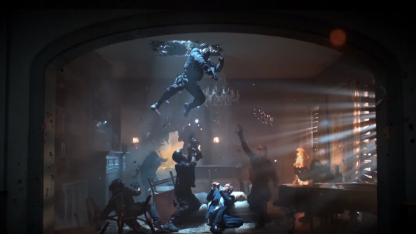 Rainbow Six Siege beta dates revealed in live-action video, Stringer Bell storms a house