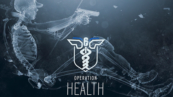 Rainbow Six Siege update optimisation operation health