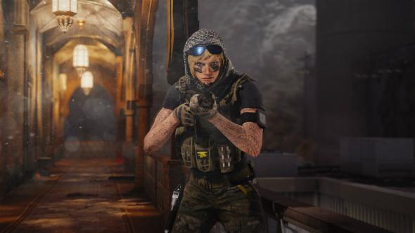 Rainbow six siege team kill