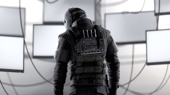 rainbow six siege vigil loadout