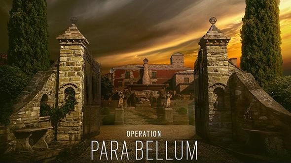 rainbow six siege villa map