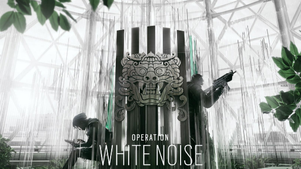 rainbow six siege white noise release date