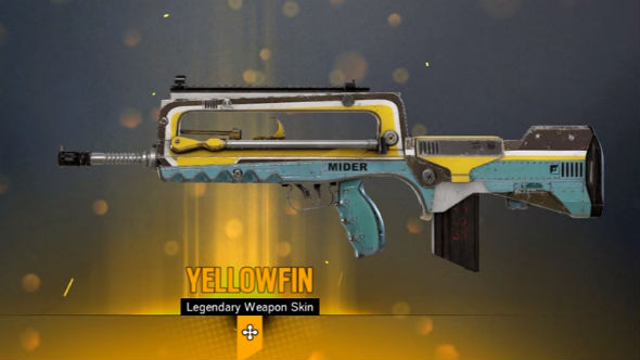 Rainbow six siege alpha pack yellowfin
