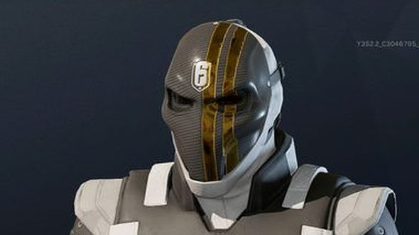 Rainbow Six Siege White Mask: New Rainbow Six Siege Pro League Skins Have Been Datamined