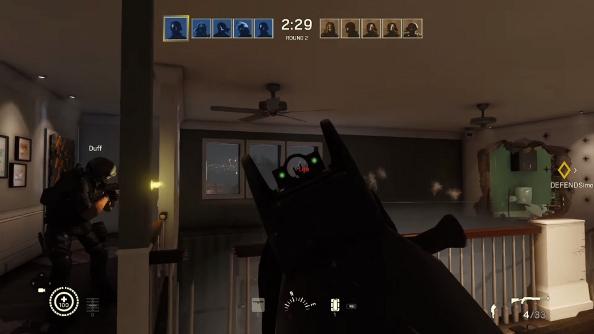 Rainbow Six Siege won't strip players of control