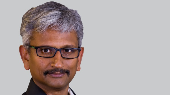 Raja Koduri left AMD to head up Intel's new GPU division... and take the fight to Nvidia