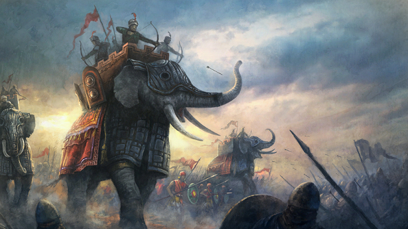 Crusader Kings II: Rajas of India unleashes the war elephants on March 25th
