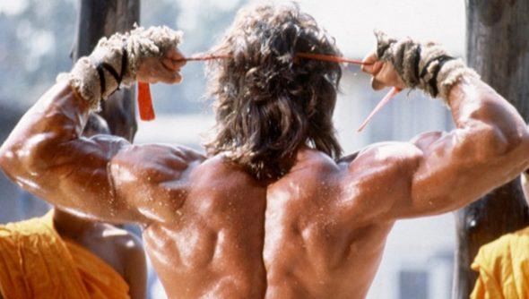 Rambo: The Video Game trailer