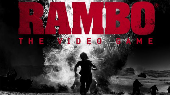 Rambo: The Videogame is now a thing - first showing at GamesCom