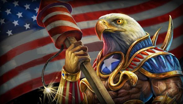 Smite Independence Day
