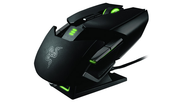 Razer's new gaming mouse looks like a Batmobile, will fit in any hand