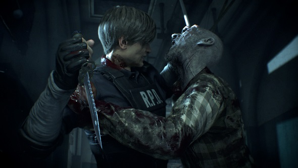 Resident Evil 2 will use Denuvo DRM