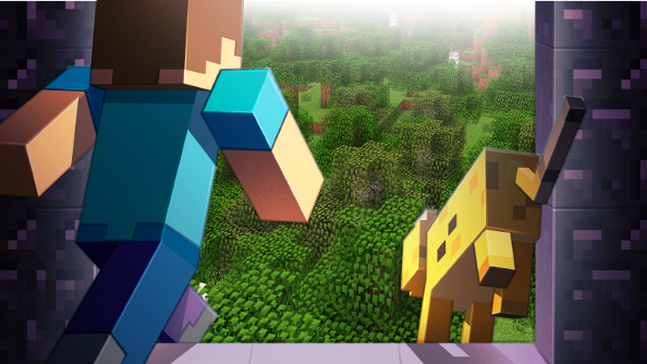 Minecraft Realms spreads its blocky tendrils into North America