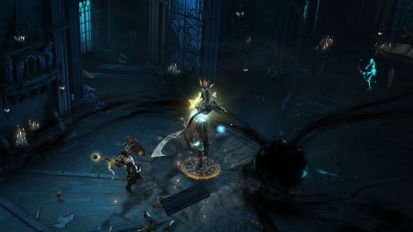 Reaper of Souls is the very first expansion for Diablo 3. Can you believe that?
