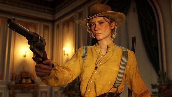 red dead redemption 2 projected sales