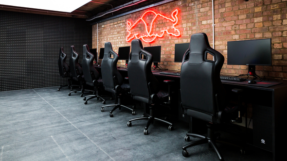 Red Bull Gaming Sphere in London opens its doors to the public this evening