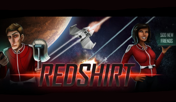 Redshirt is a Star Trek-inspired social sim, avoid certain death by liking your boss' status
