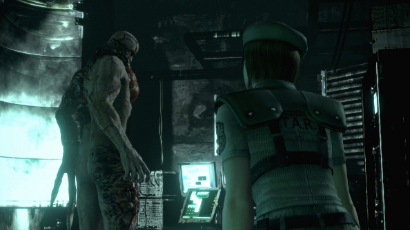 Revisit Resident Evil with mod cons on January 20th