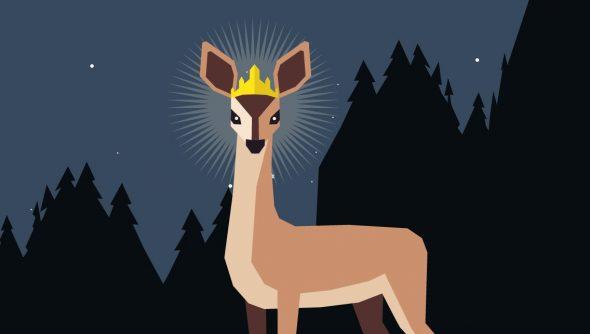 reigns_deer