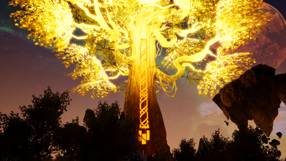 rend pc review world tree