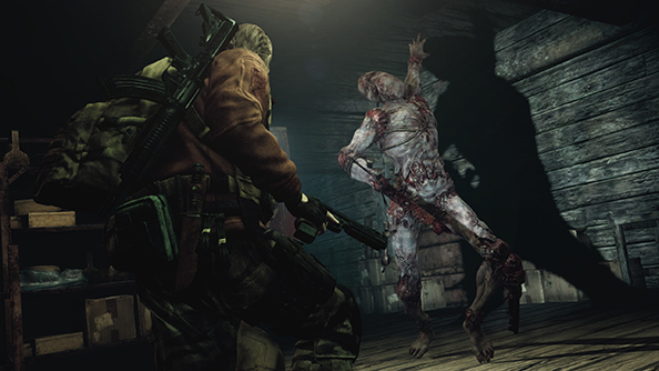 Hands on with Resident Evil: Revelations 2
